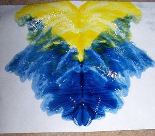 Bio color blotto